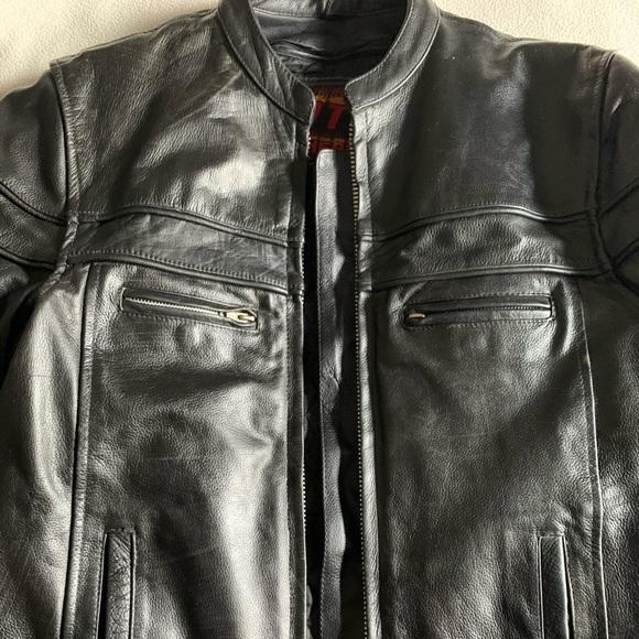 hot leather Jackets & Blazers - motorcycle jacket
